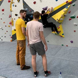 New Climber Inductions